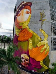 by Inti - Cali, Colombia, 11/14 (LP)
