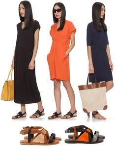 Whistles Summer -- relaxed shapes