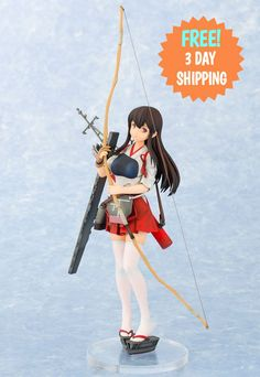 Kantai Collection -KanColle-: Akagi 1/7 Scale Figure