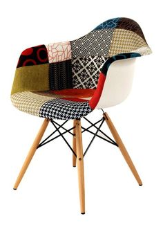 Eames Shell Fabric Arm Chair by Mid Century Classics From Control Brand on @HauteLook
