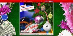 Überraschen Sie Ihre Liebsten mit einer originellen Weihnachts- E-Card aus Las Vegas. Jetzt E-Card versenden.