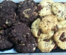 Recette Cookies extras (ou comment utiliser des jaunes d'oeufs) par sosonico9458 - recette de la catégorie Pâtisseries sucrées