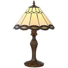 Robert Louis Tiffany Camile Table Lamp