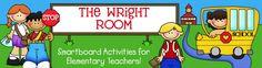 Great smartboard lessons for your primary class.