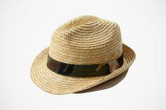 Stussy 2012 Spring/Summer Granada Straw Hat | Hypebeast