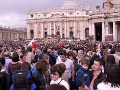Easter in Italy...I will be there 2012