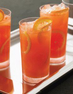 Grey Goose L'Orange - Skinny Cocktails