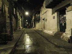 Getsemaní - Cartagena de Indias by night.