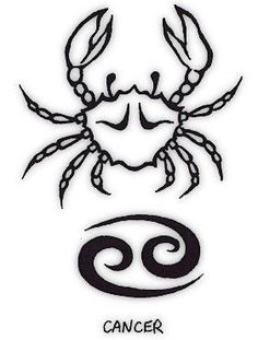 Cancer  Cardinal water; ruled by the Moon   Emotional type, stubborn, seeks safety and closeness   Very much a family person