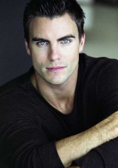 Colin Egglesfield - those eyes are a sensational steel grey. We think he is our perfect Christian Grey. We can clear our schedule's to play Ana in the audition process.