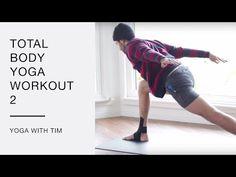 Total Body Yoga Workout 2 With Tim Senesi - YouTube
