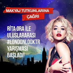 ** Su PeRiSi **: RIMMEL, Rita Ora İle Birlikte Türkiye Blogger Elçi... @watsons
