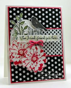 The Stampin' Schach: Choose Happiness for Pals Paper Arts