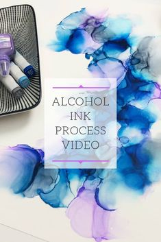Alcohol ink videos Alcohol ink videos Iliana Parashkevova Resin crafts Get a look over my shoulders while i create this alcohol ink […] for beginners learning Alcohol Ink Tiles, Alcohol Ink Glass, Alcohol Ink Crafts, Alcohol Ink Painting, Alcohol Markers, Alcohol Ink Jewelry, Ink In Water, Resin Crafts, Diy Crafts