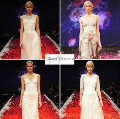 Claire Pettibone 'Still Life Collection' featured on Chic Vintage Brides
