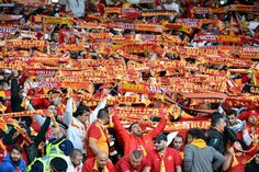Galatasaray fans are the best!