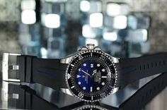 Rolex Deep Sea with Rubber B