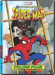 The #spectacular #spider-man volume 4  dvd josh #keaton,  View more on the LINK: 	http://www.zeppy.io/product/gb/2/381497491414/
