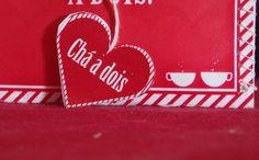 Saqueta de Chá personalizada