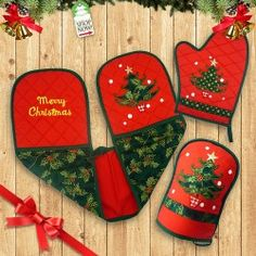 Personalized Kitchenware - Christmas Collection