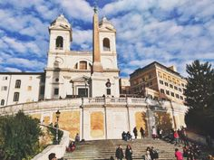 #PiazzadiSpagna #Roma