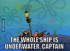Why I love old Spongebob episodes....