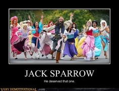 Jack Sparrow caitlinespencer