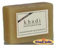 125 G Complete Range Of Articles Lovely Khadi Lavender Homemade Premium Soap set Of 3 Soap