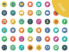 @Matthew's Filo Icon Set in Sketch 3 format.  Free Download