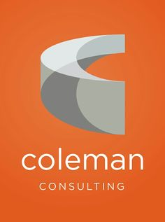 logo / Coleman Consulting identity by Perspective Lab   Reputation Line Inc. NY - Branding