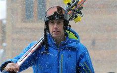 Simon Butler, condenado por dar clases de esquí y snowboard en Megève. Crédito Imagen: AFP