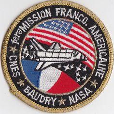 NASA Space Shuttle Mission STS514G Patch by DaytonaVintage on Etsy, $19.95