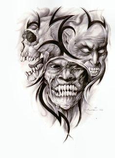 Chicano Prison Tattoos | Chicanos Art Hawaii Dermatology And Post Dibujos Para Tatuar