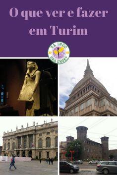 O que ver e fazer em Turim - muitas dicas de atrações suficientes para vários dias de viagem em uma das cidades mais esquecidas pelos turistas brasileiros na Itália.
