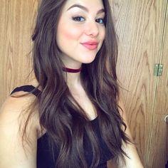 Kira Kosarin, I Love Girls, Mean Girls, Jace Norman Snapchat, Ariana Grande Cute, Beautiful People, Beautiful Women, Greasy Hair Hairstyles, Hot Brunette