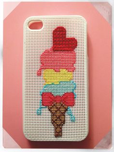 Ice cream dreams Iphone 4 by HeartsLoveSprinkles on Etsy
