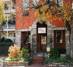 Old Edwards Inn Hotel & Spa, Highlands North Carolina