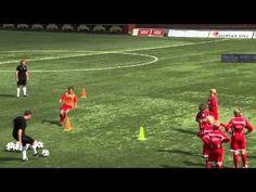 1v1 Attack  Diagonal Goals HD - YouTube