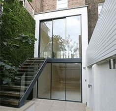 IQ Glass – Edis Street, London