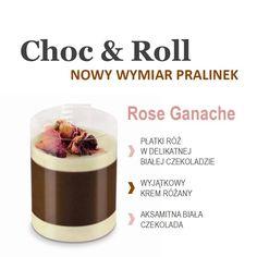 Rose Ganache