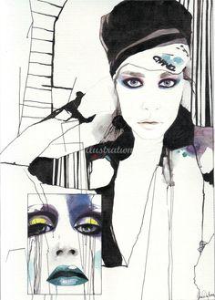 Petra Dufkova Illustration Portfolio