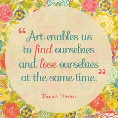 Shared by Find images and videos about art, quotes and life on We Heart It - the app to get lost in what you love. Words Quotes, Wise Words, Sayings, Mantra, Famous Quotes, Best Quotes, Thomas Merton Quotes, Audrey Hepburn Quotes, Image Citation