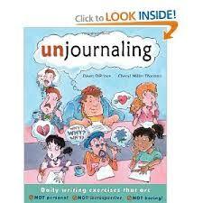 #homeschool Love the idea of unjounaling.  we have to deprogram children so that they can become real children #homeschoollinkup