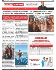 Destaques da Coluna Social Ramon Barros
