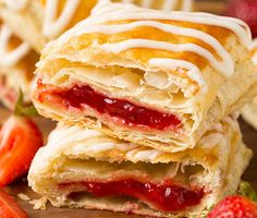 Nowadays you know why you should use a Strudel dough recipe to create a proper Strudel! Strudel dough recipe contains flour, water, egg and plenty of oil. This Easy Apple Strudel recipe is easy… Continue Reading → Strudel Recipes, Pastry Recipes, Cooking Recipes, Quick Recipes, Cooking Food, Pie Recipes, Recipies, Breakfast Dishes, Breakfast Recipes