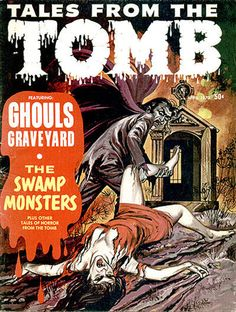 Cover for Tales from the Tomb (Eerie Publications, 1969 series) #v2#2