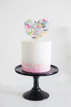 Sweet Bakes | geometric cake