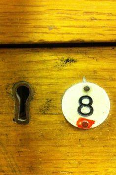 no.8 ❤️ lock