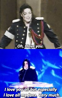 I love you too Michael! Phrases and Words, Writings and Poems by MJ ღ - by ⊰@carlamartinsmj⊱