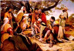 He appointed twelve — designating them apostles  — Mark 3:14